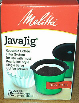 Review Melitta Javajig Coffee Conservation